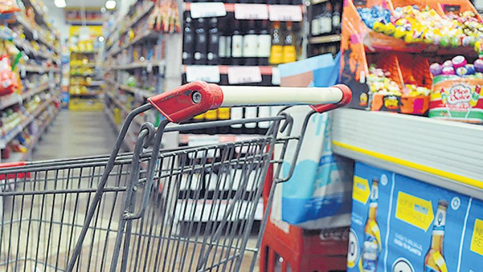 El rubro alimentos y bebidas se encareció 3 por ciento en mayo.