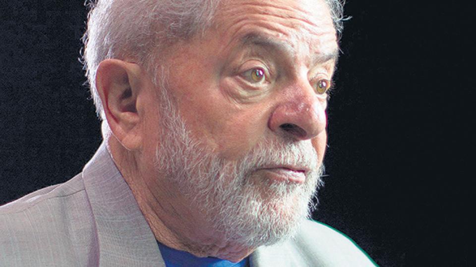 Adelanto de la entrevista a Lula