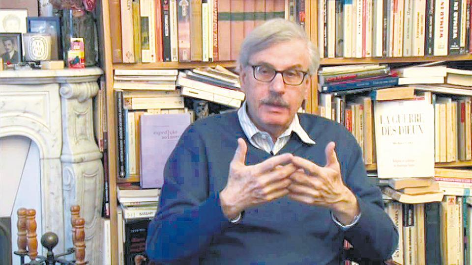 Michel Löwy, autor de Cristianismo de la Liberación.