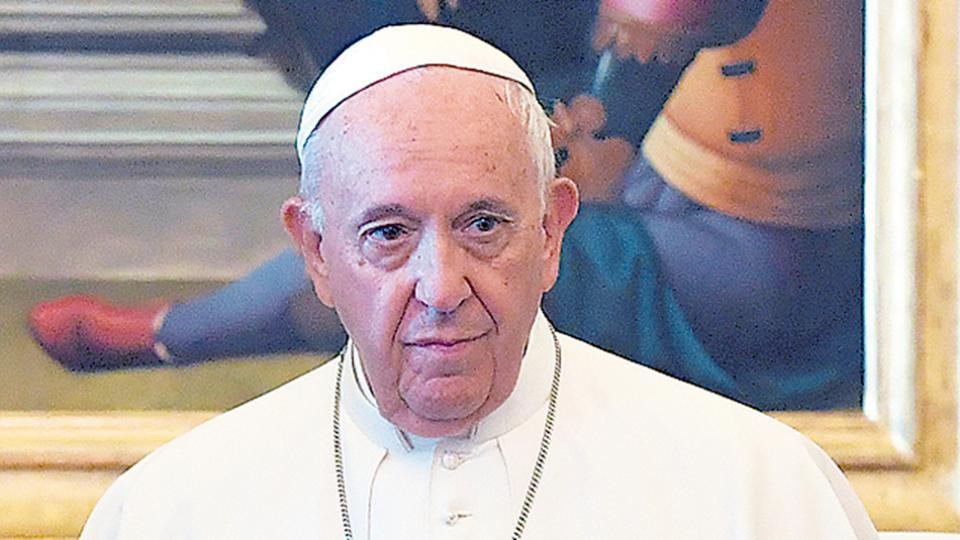 """Mensaje del Papa """"Corredores humanitarios"""""""