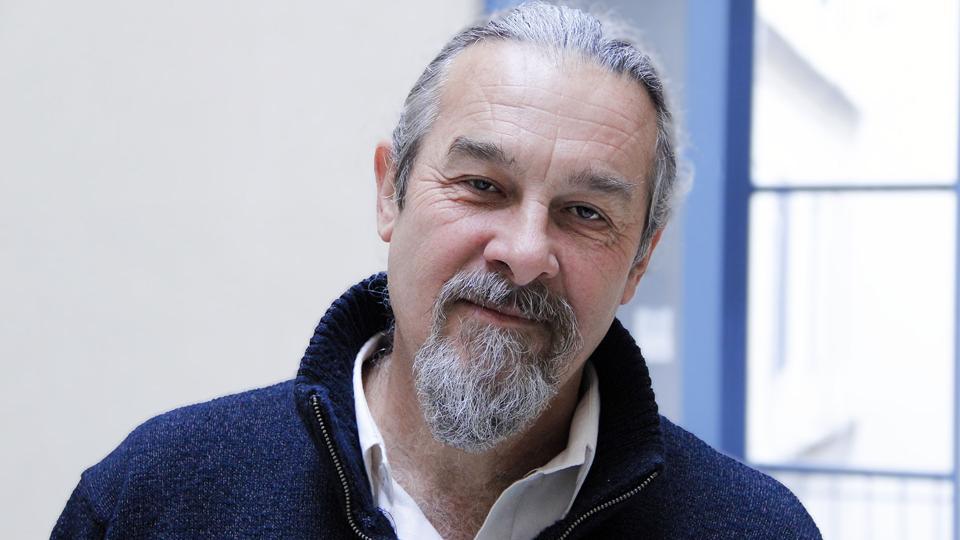 """Quiroga es profesor de """"Psicología en el Trabajo""""."""
