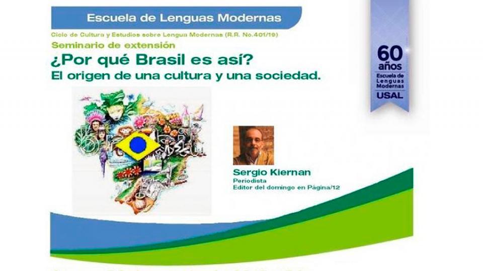 Para entender a Brasil | Seminario | Página12