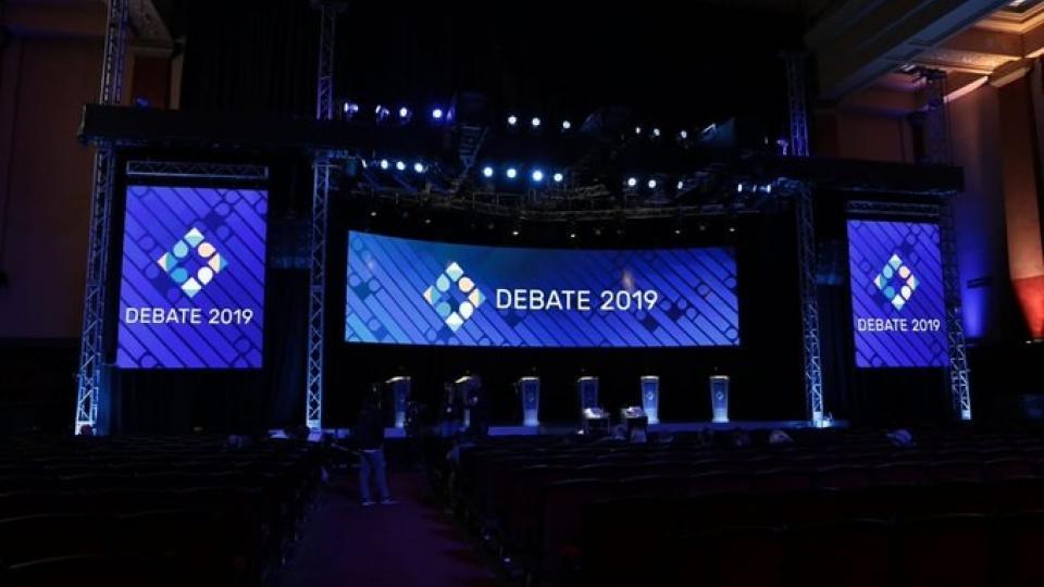 El minuto a minuto del debate