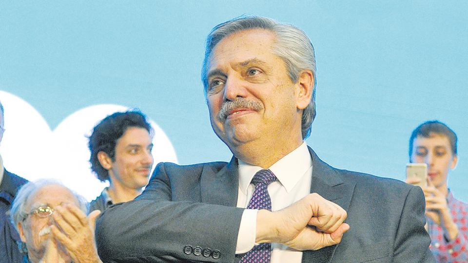 Alberto Fernández, el presidente original