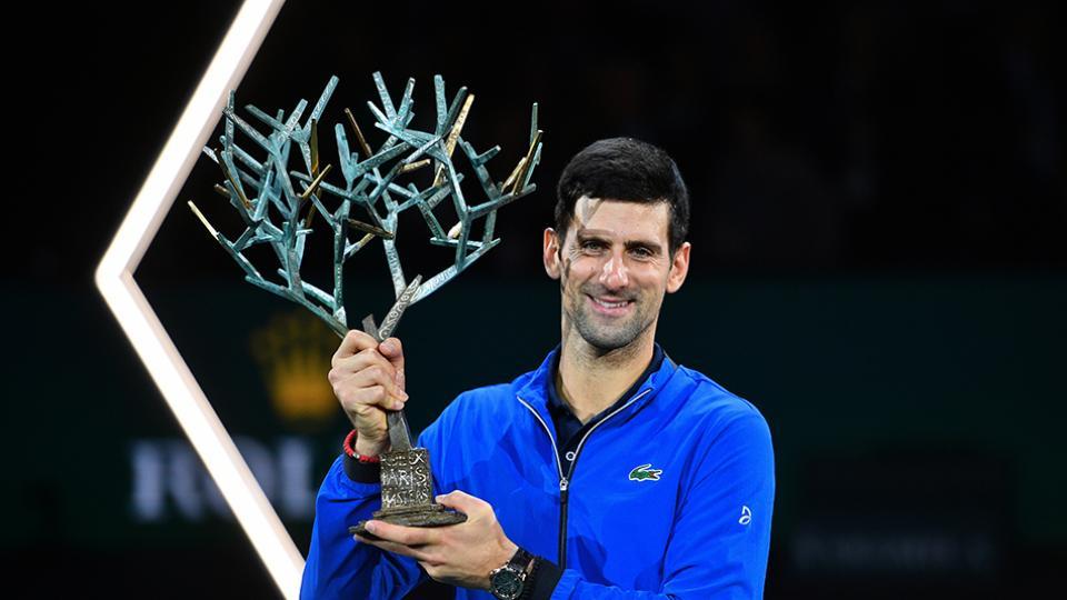 Djokovic ganó en París y va a Londres pensando en Nadal