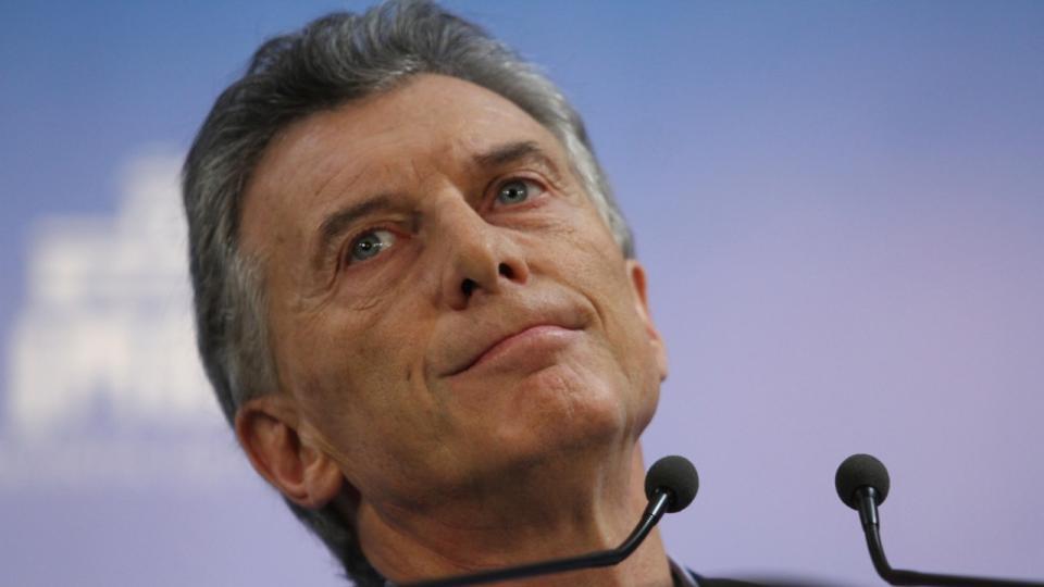 Espionaje ilegal: Macri prefiere mantenerse en sile...  | Página12
