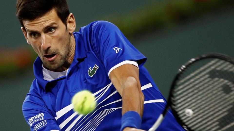 Tenis: Se vienen cambios en el ranking de la ATP   ...    Página12