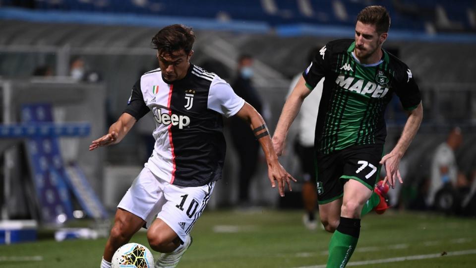 Gol de Higuaín en el empate de Juventus | El líder ...  | Página12
