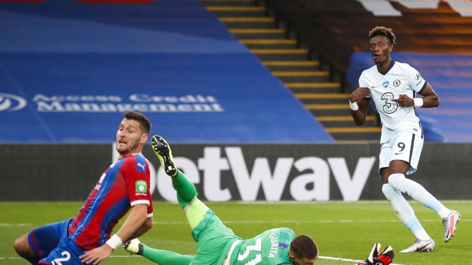 Polémica en la Premier inglesa por un gol de Chelse...  | Página12