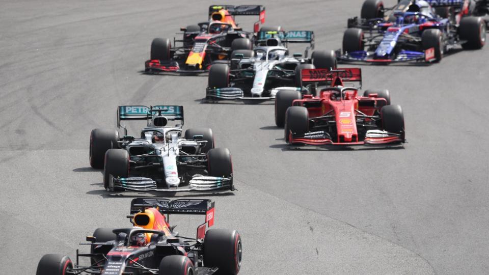 La Fórmula 1 descartólos Grandes Premios de Brasil, México y EEUU