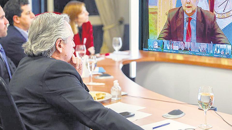 Cómo le gusta gobernar a Alberto Fernández | Rumbos...  | Página12