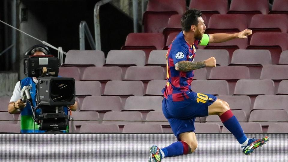 Barcelona eliminó a Napoli en un partido repleto de...  | Página12