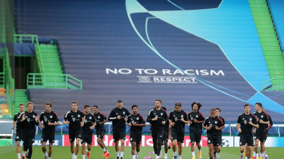 Champions League: Bayern Múnich y Lyon se miden en ...  | Página12
