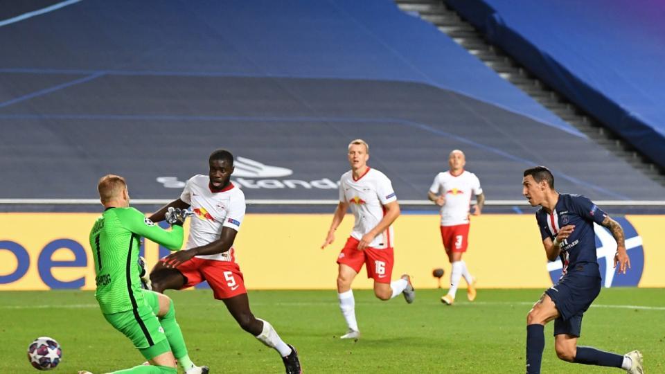 Champions League: PSG finalista, con un gol y dos a...  | Página12