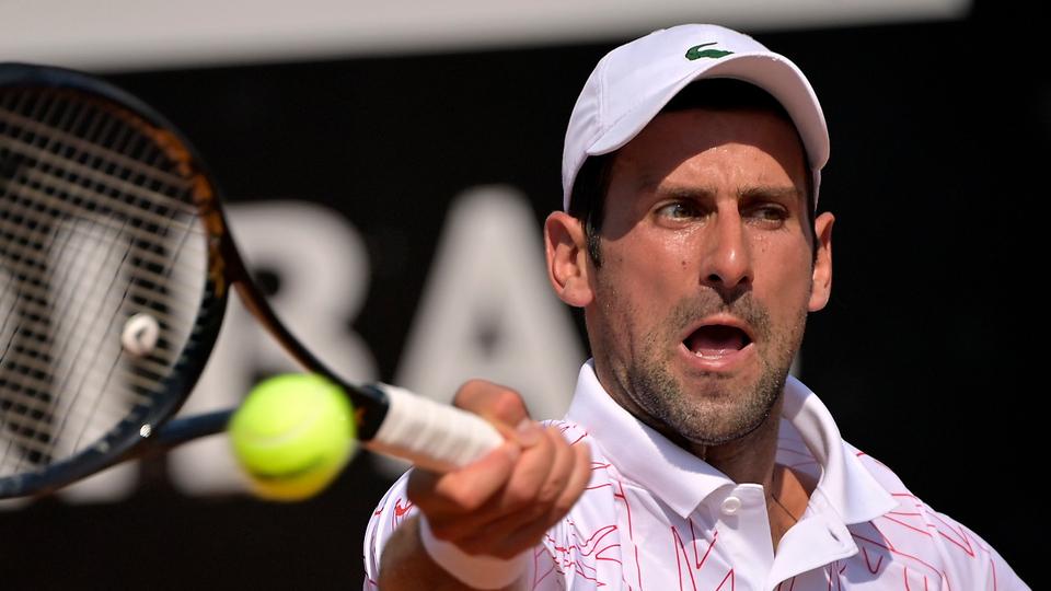 Djokovic y Nadal regresaron con victorias contundentes