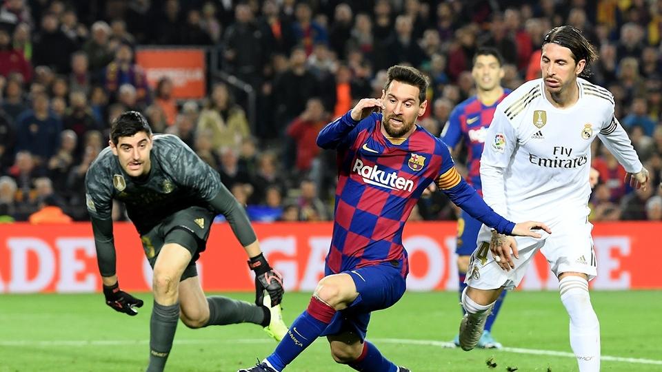 Lionel Messi se perderá el clásico ante Real Madrid