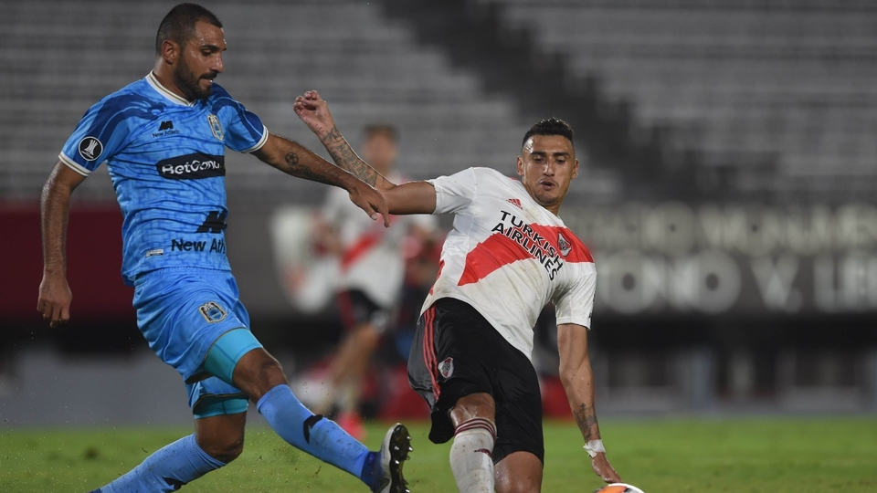 Copa Libertadores: River enfrenta hoy a Binacional ...    Página12
