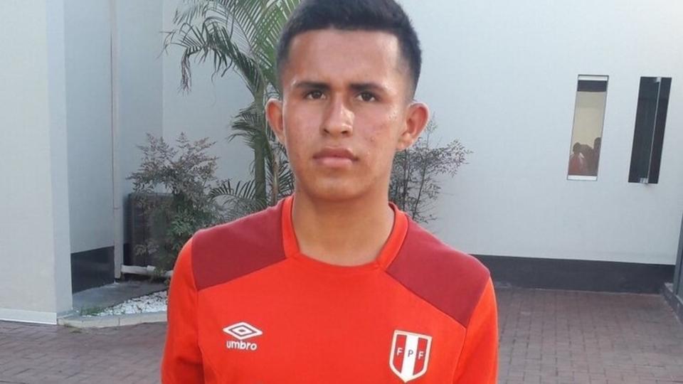 Un jugador de fútbol que se llama Osama Vinladen Jiménez revolucionó las redes sociales