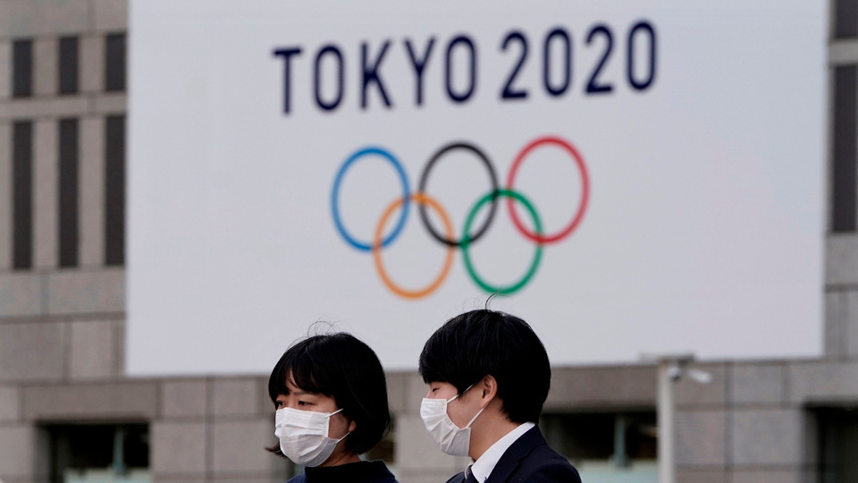Juegos Olímpicos de Tokio: Ensayaron protocolos anti-Covid