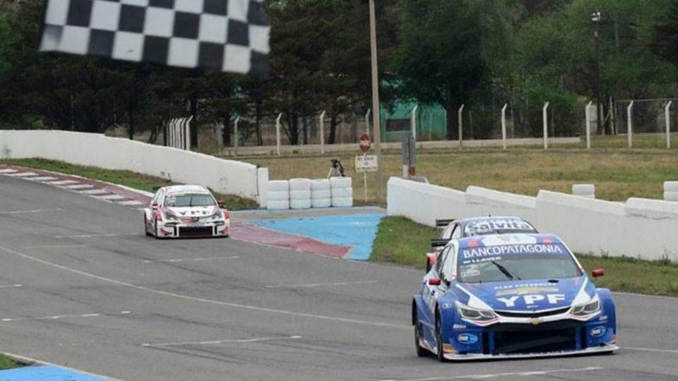 Bernardo Llaver fue el mejor del Súper TC2000 en Alta Gracia