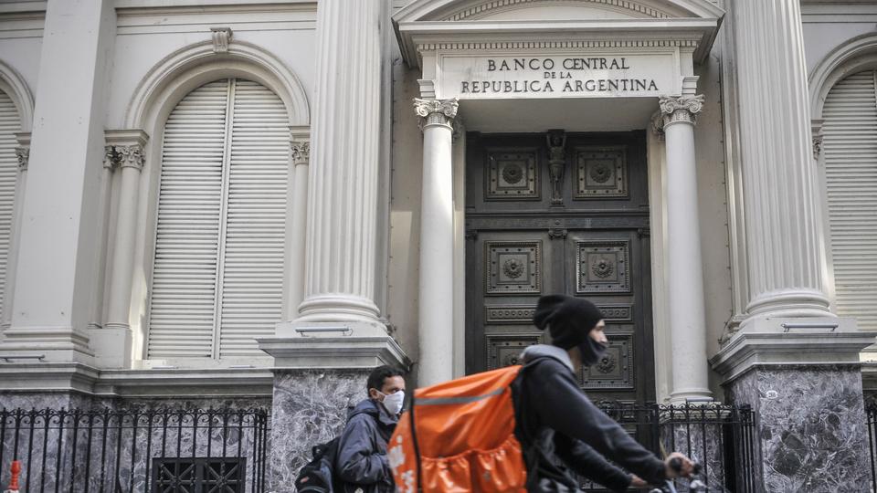 El Banco Central aumentó el rendimiento de los pases a 1 y 7 días con las entidades financieras.