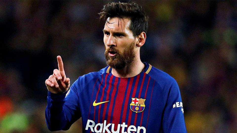 """Ronald Koeman: """"Entiendo que Messi esté cabreado"""""""
