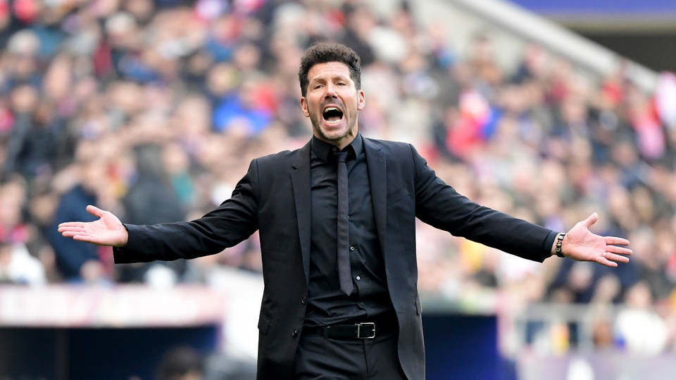 El Atlético de Simeone recibirá a Barcelona por la liga