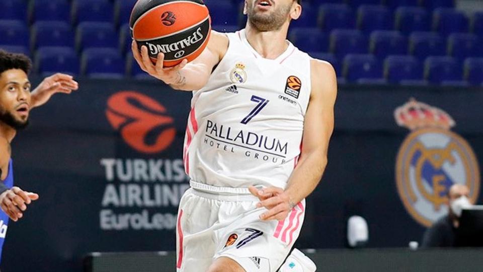 Campazzo concretó su deseo de llegar a la NBA