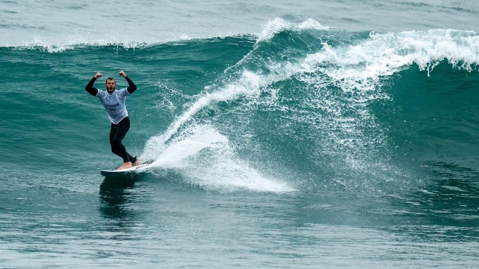 Juegos Olímpicos: Surf, skateboard y breakdance, adentro