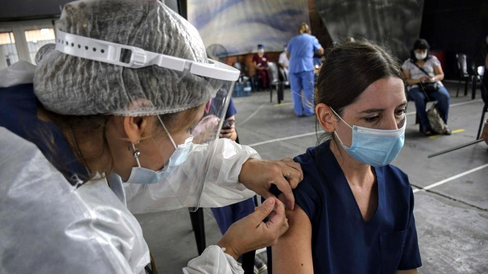 Coronavirus: Argentina está 9º en el ránking mundia...   Página12