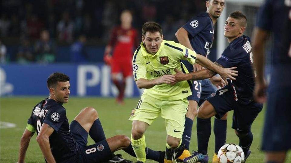 Barcelona-PSG, con el morbo adicional del pase de M...  | Página12