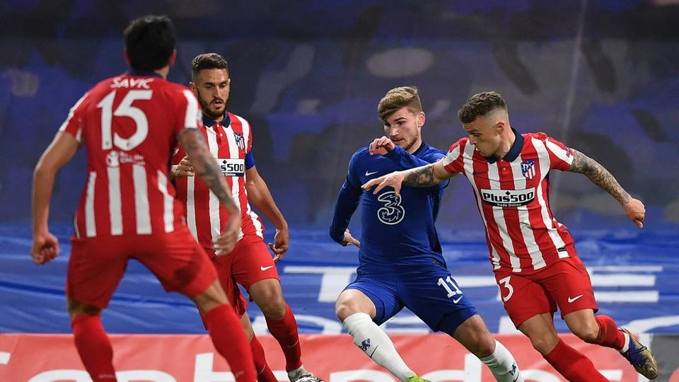 Champions League: Chelsea eliminó al Atlético de Ma...  | Página12