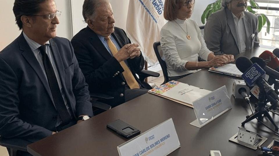 Comisión de la Verdad de Ecuador: el gobierno de Le... | Página12
