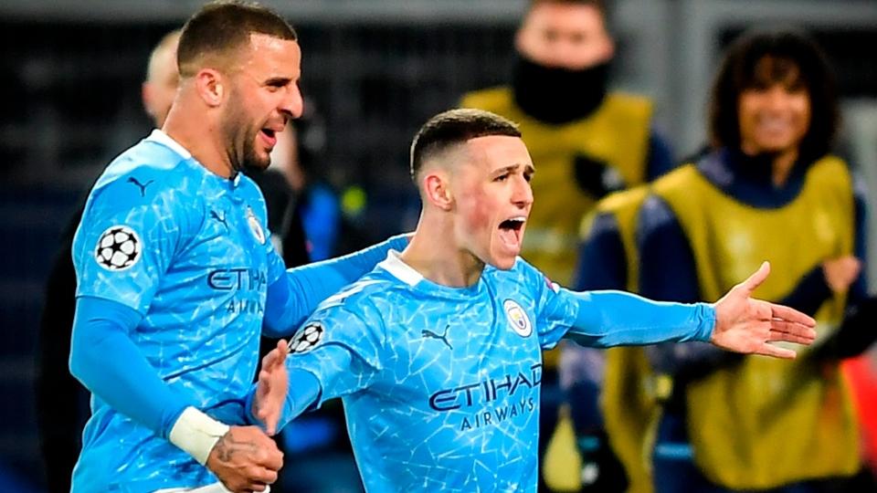 Real Madrid y Manchester City, semifinalistas de la...  | Página12