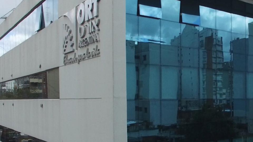 Las docentes dictaban clases en la sede Almagro de la Escuela ORT.