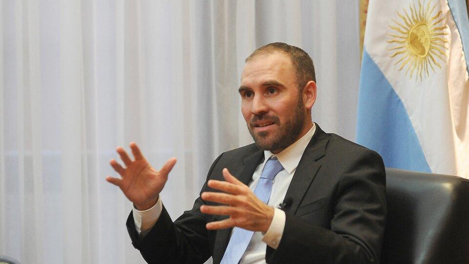 El ministro de Economía prevé una inflación del 45 por ciento para el 2021