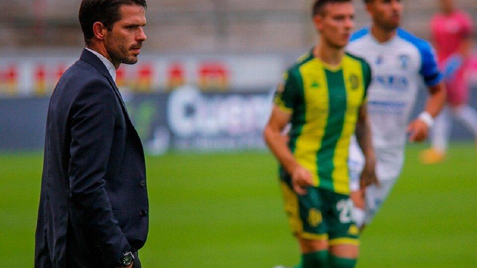 Gago se fue de Aldosivi tras seis derrotas seguidas | El técnico presentó su renuncia en el club marplatense | Página12