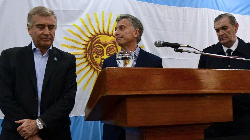 Querellantes pidieron al juez Martín Bava que declare en rebeldía y detenga a Mauricio Macri por su reticencia a presentarse a la indagatoria que estaba prevista este miércoles por el espionaje sobre los familiares de los 44 tripulantes del ARA San Juan.