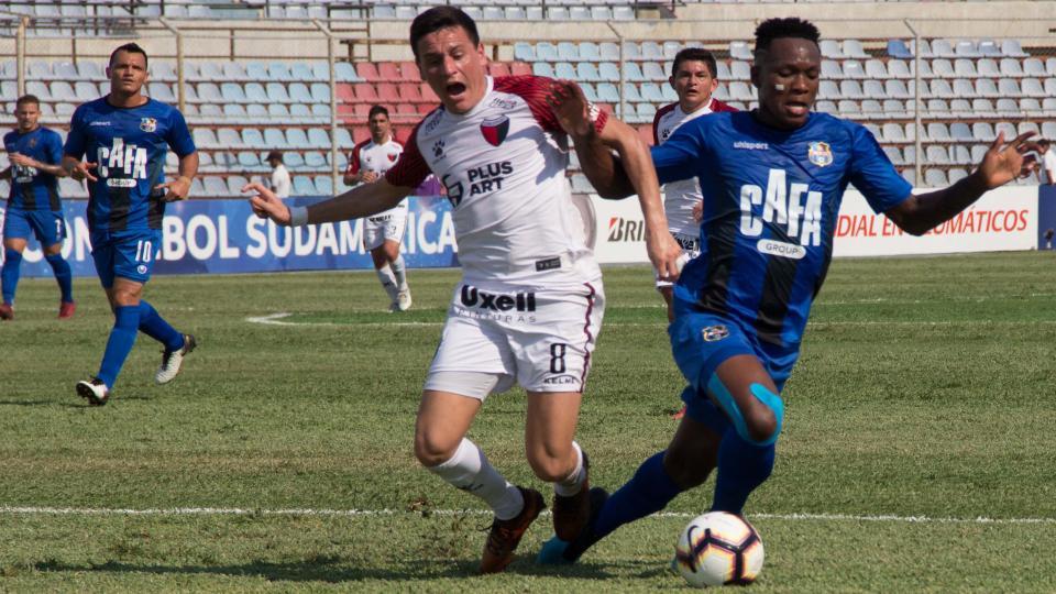 El partido de hoy de la Copa Sudamericana: Colón vs. Zulia