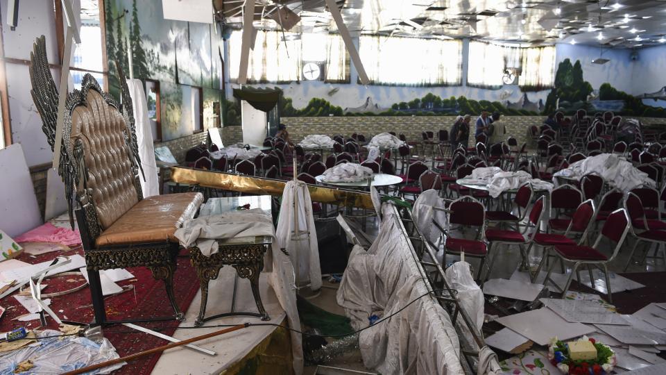 En Afganistán murieron al menos 63 personas Isis reivindica el ataque suicida en una fiesta de casamiento