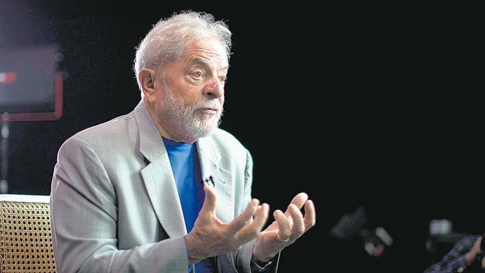 """""""Voy a salir de esta situación mucho mayor, más fuerte, más verdadero"""", asegura Lula da Silva."""
