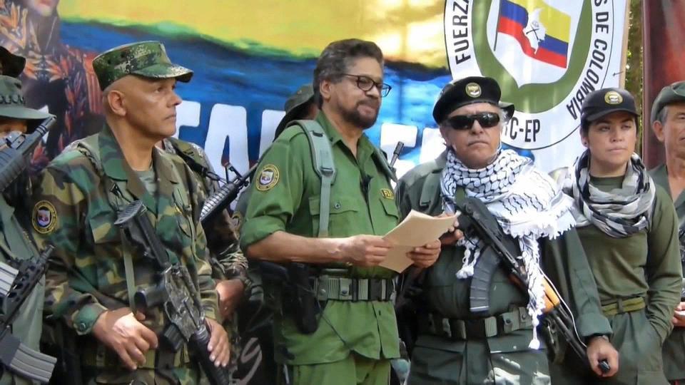Resultado de imagen para Algunos líderes FARC vuelven a las armas
