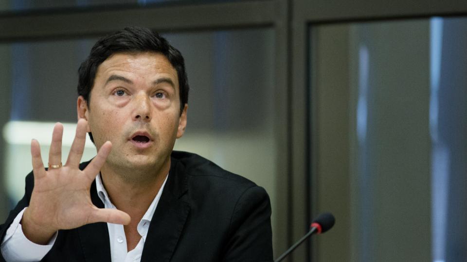 Thomas Piketty hace un análisis histórico de la desigualdad.