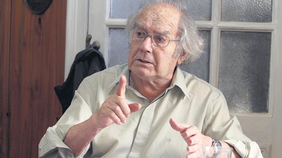 """""""Lo que veo en Brasil es un gobierno autoritario"""", dijo Pérez Esquivel sobre Jair Bolsonaro."""