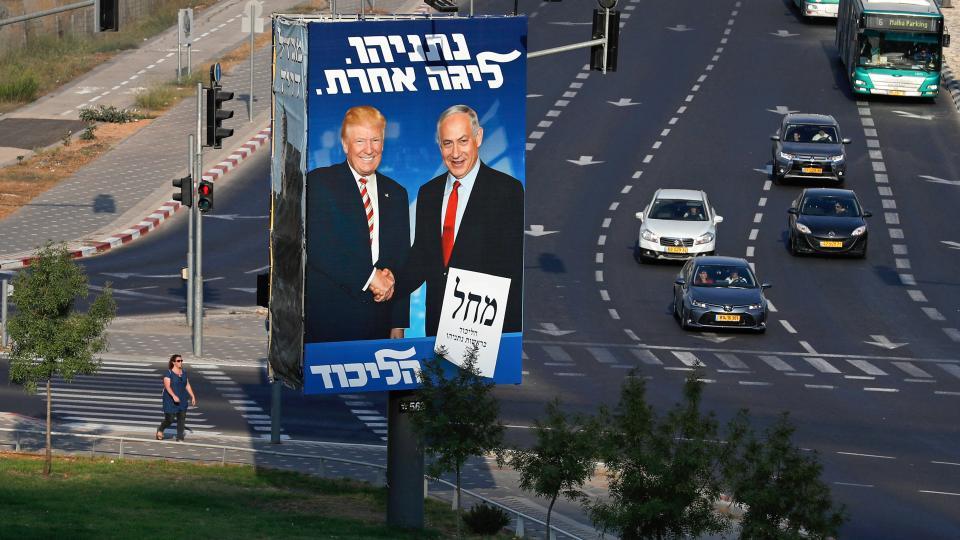 Netanyahu lucha por su supervivencia política