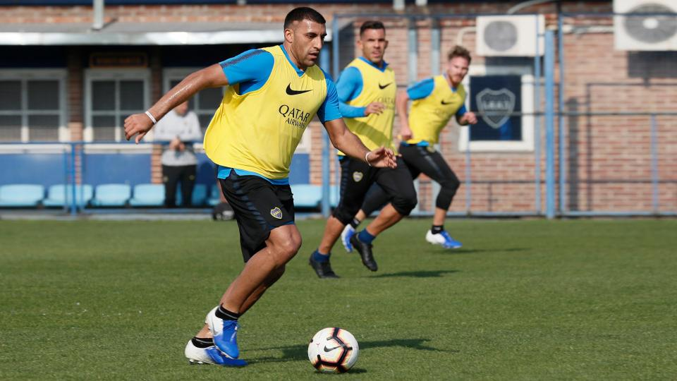 Boca Juniors: Wanchope Abila quiere llegar al Supeclásico
