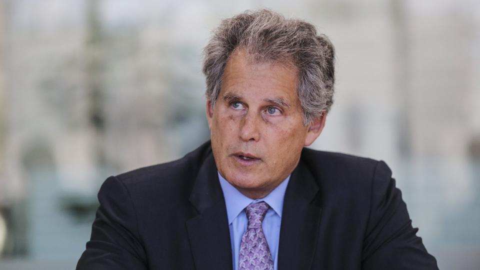 David Lipton, el mandamás interino del FMI