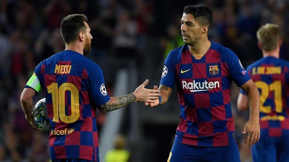 Messi y Barcelona se lo dieron vuelta al Inter de Lautaro Martínez
