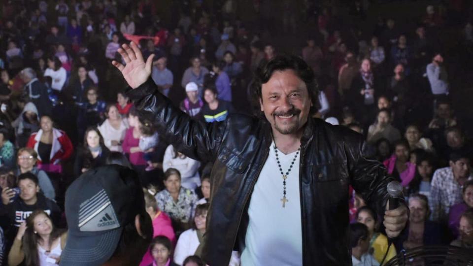 Gustavo Sáenz, el candidato que se reinventó en la derrota