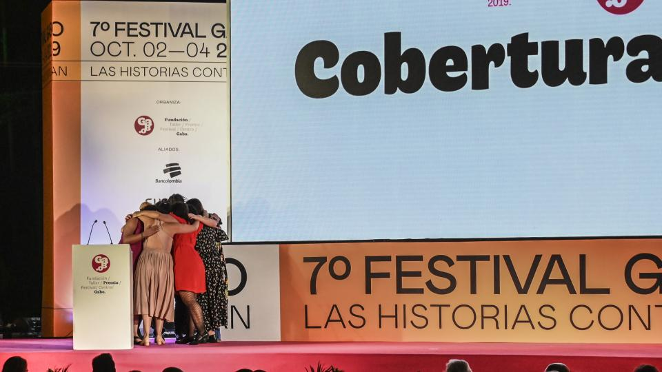 Los ganadores del Premio Gabo